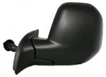 Citroen Berlingo Van [08-12] Complete Cable Adjust Wing Mirror Unit - Black